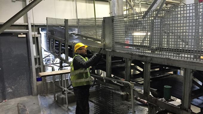 Conveyor Repairs & Servicing
