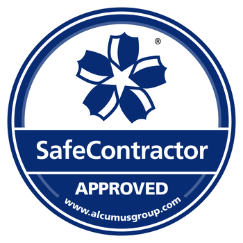 SafeContractor Sticker